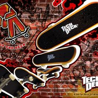 Tech Deck Wallpaper
