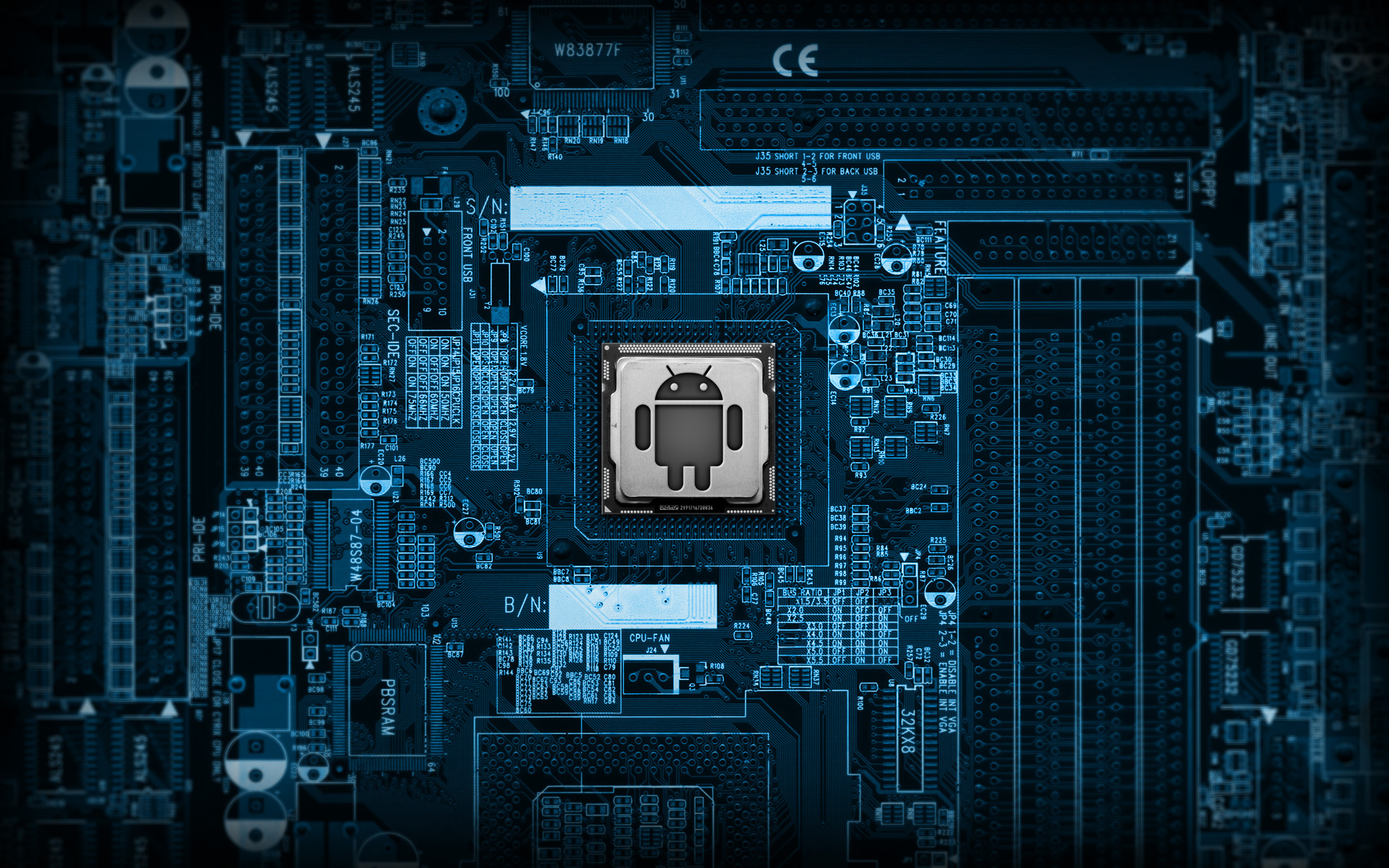 Tech Wallpaper For Android