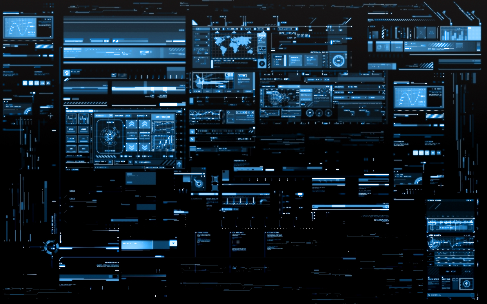 Technology Desktop Wallpaper