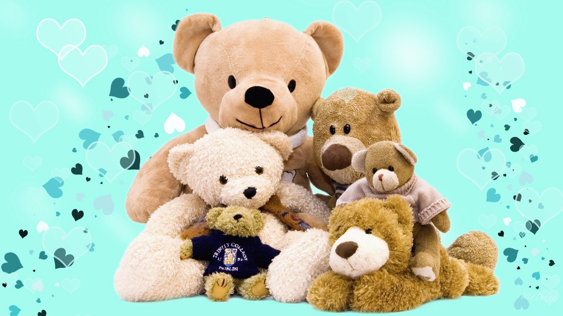 Teddy Bear Wallpaper 2013