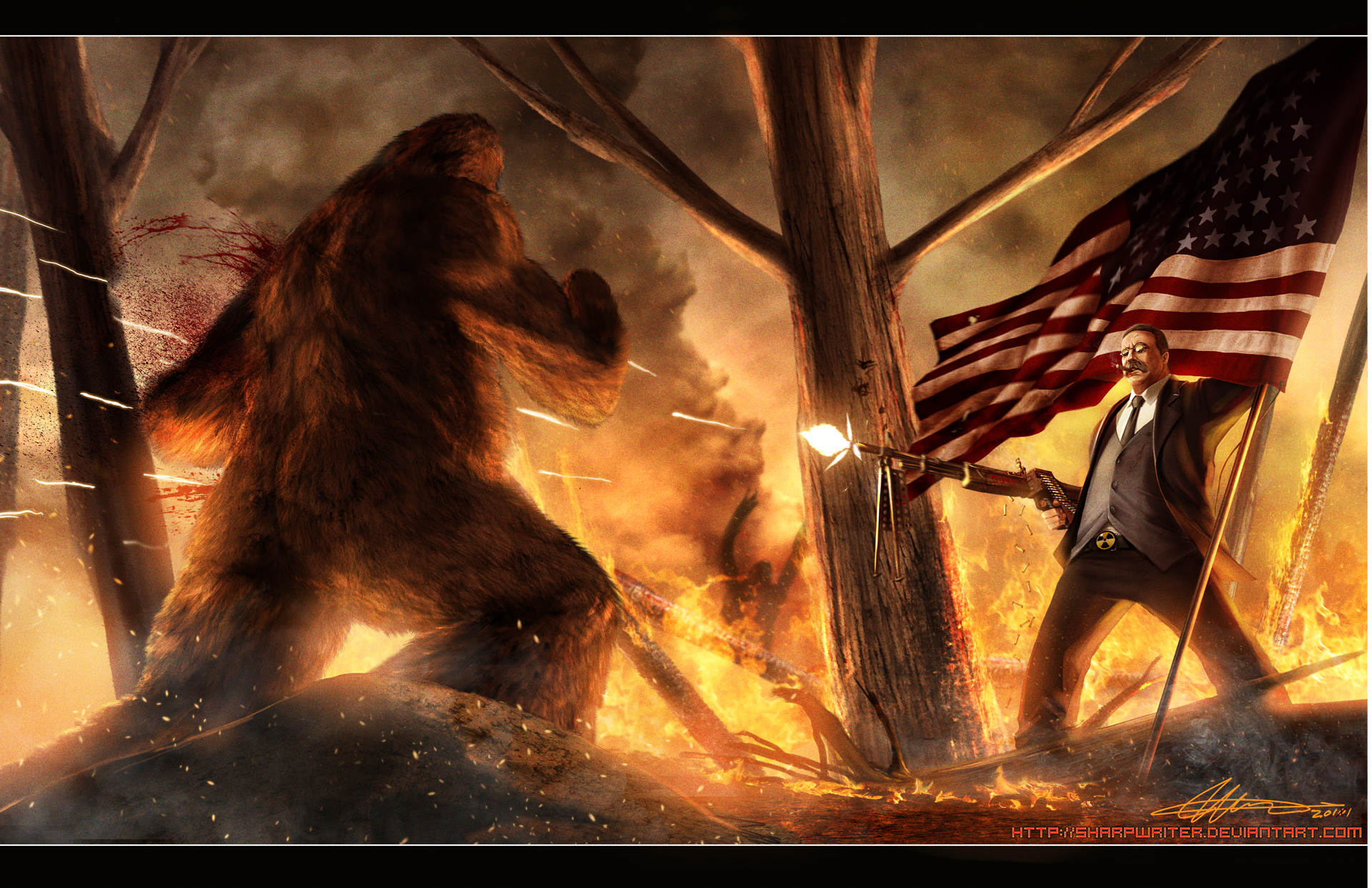 Download Teddy Roosevelt Wallpaper Gallery