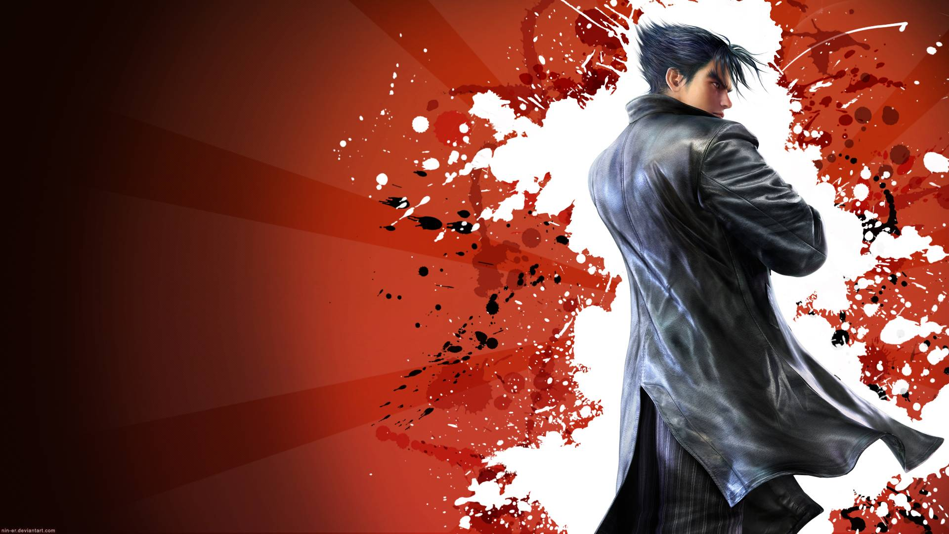 Tekken 6 Live Wallpaper