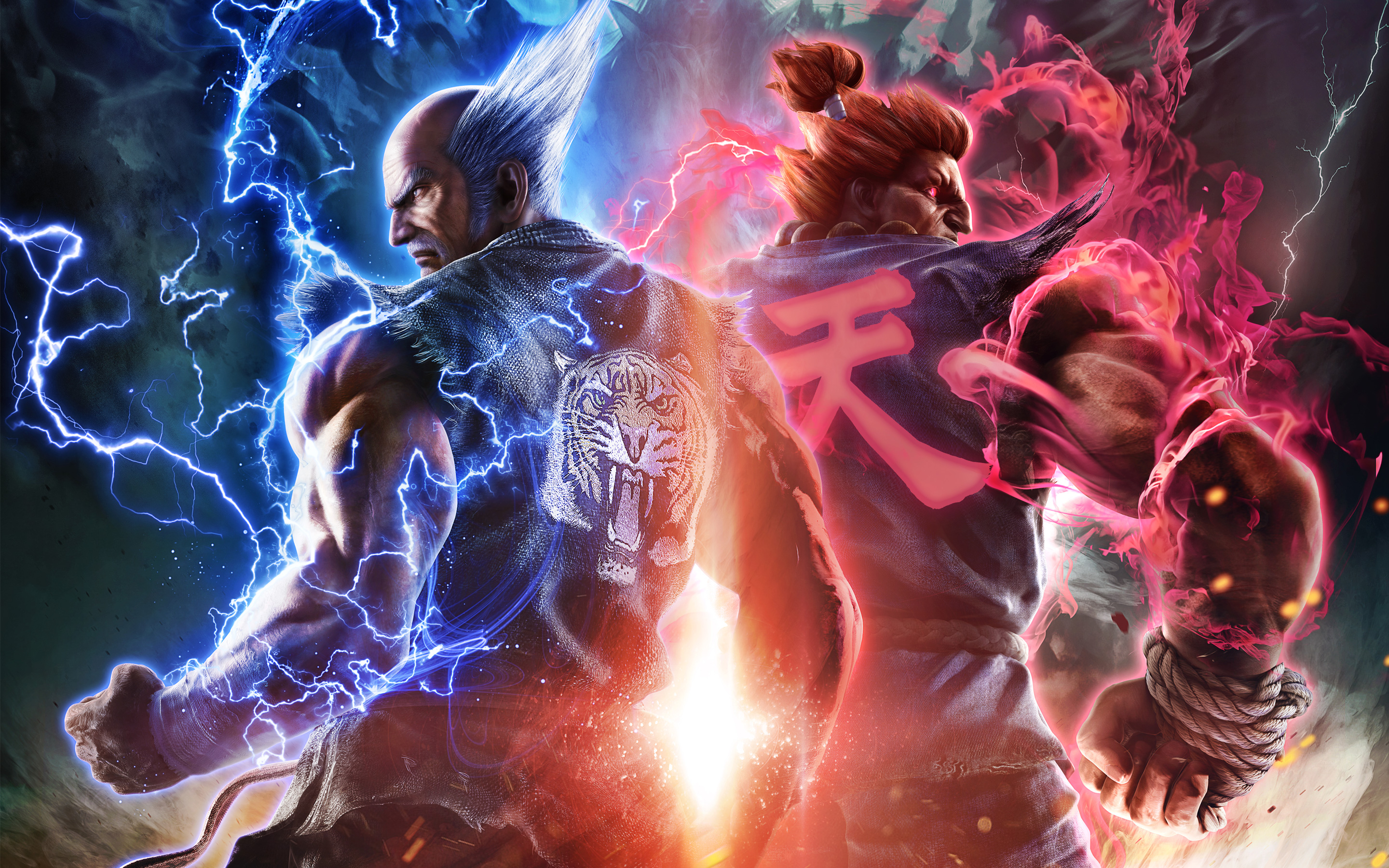 Tekken 7 Wallpapers