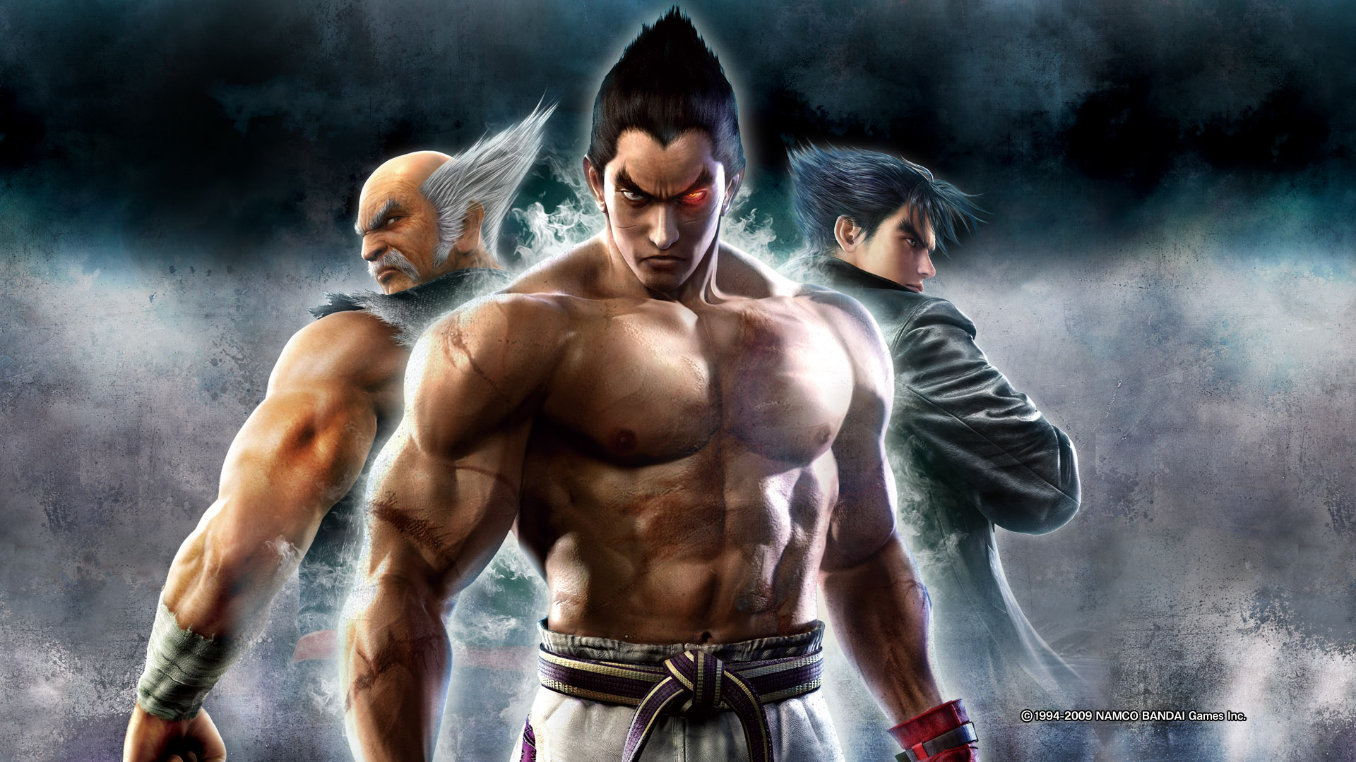 Tekken Full HD Wallpaper