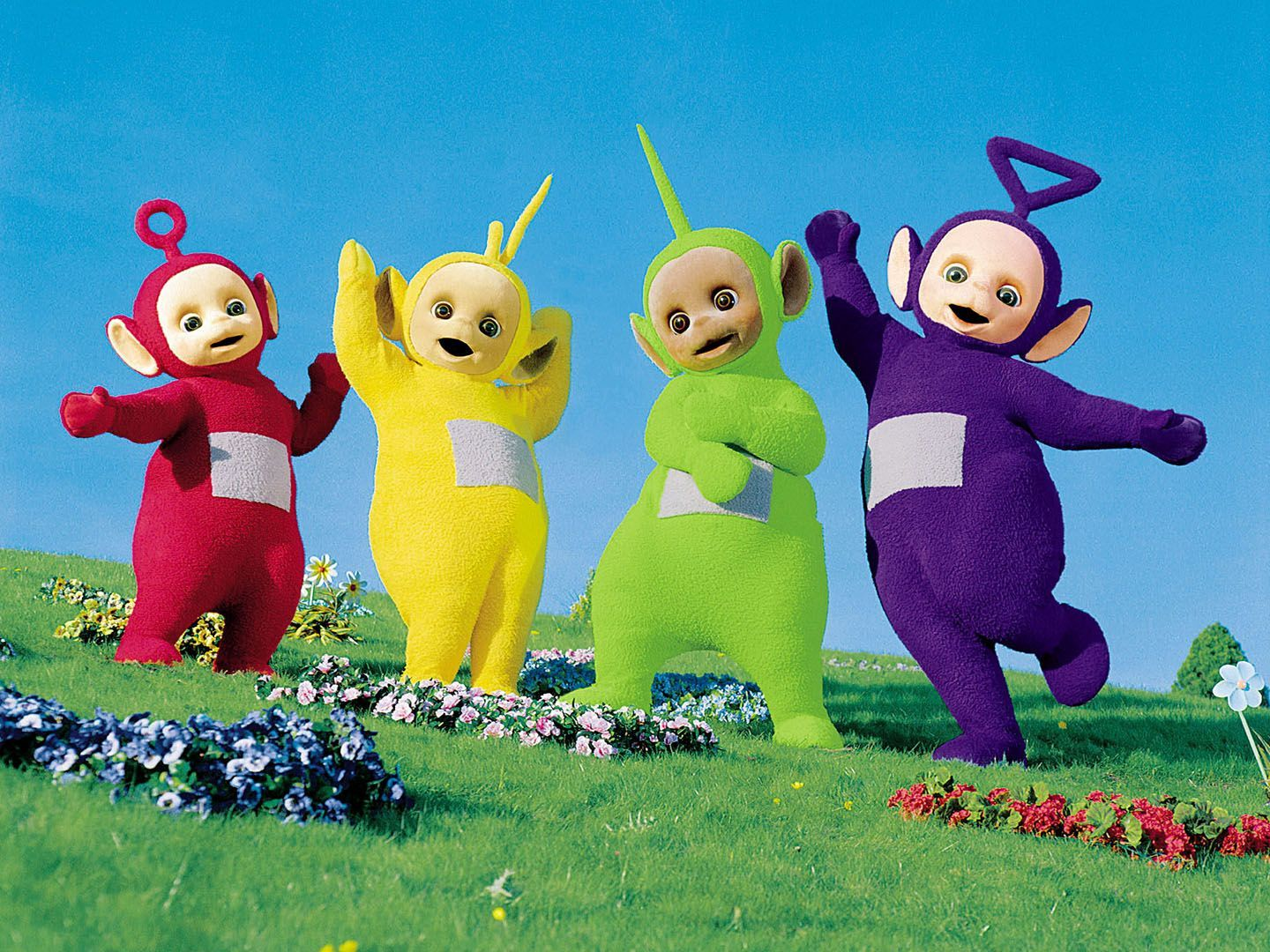 Teletubbies Wallpaper