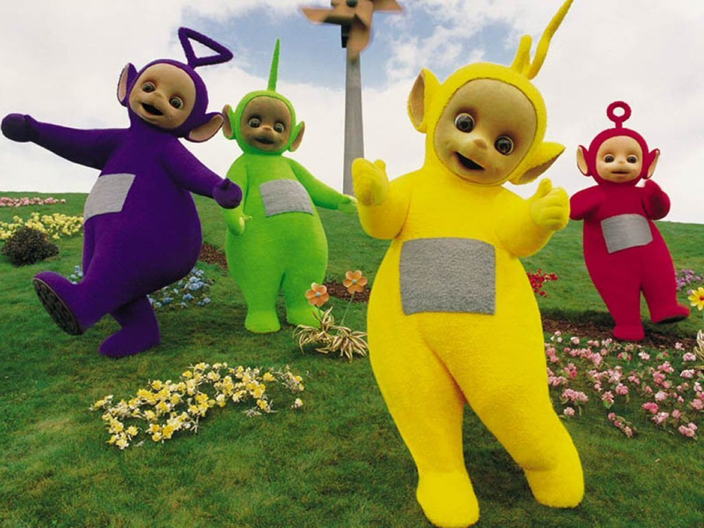 Teletubby Wallpaper