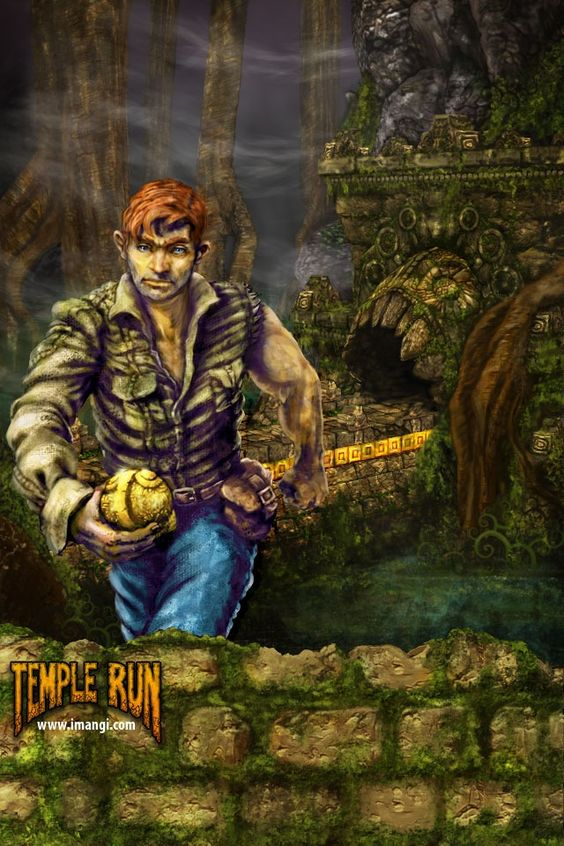 Temple Run Wallpaper