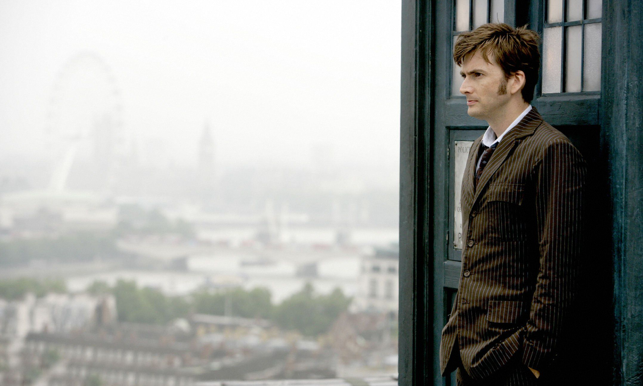 Tenth Doctor Wallpaper