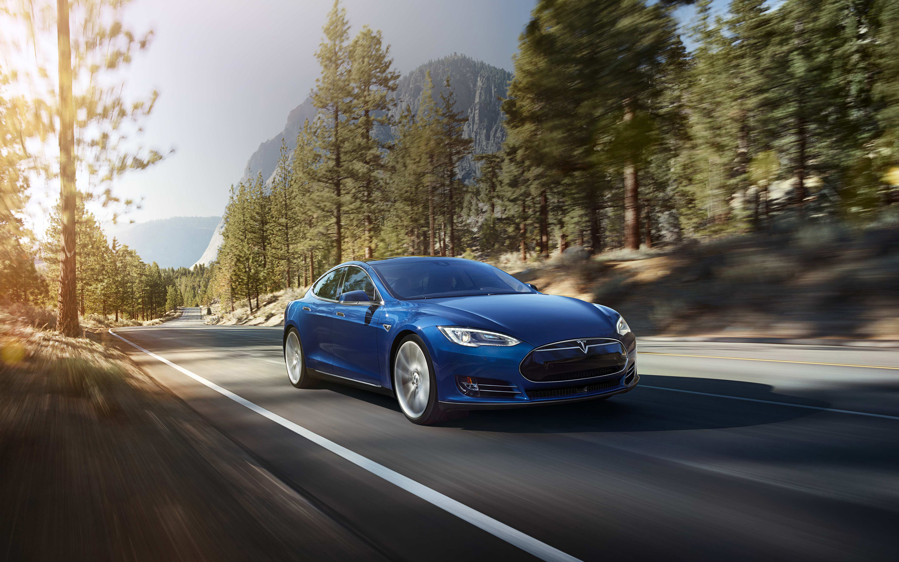 Tesla Model S HD Wallpaper