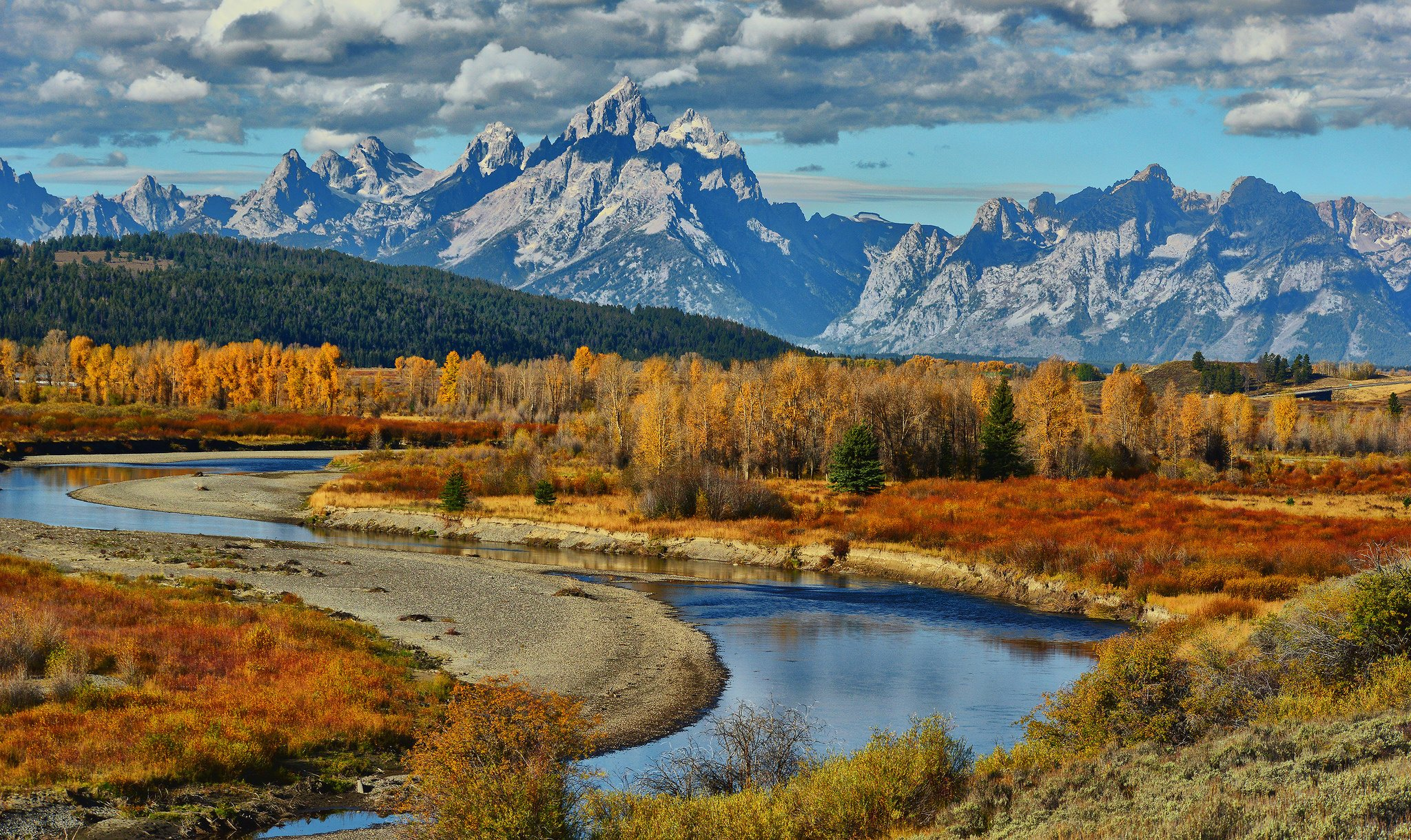 Teton Wallpaper