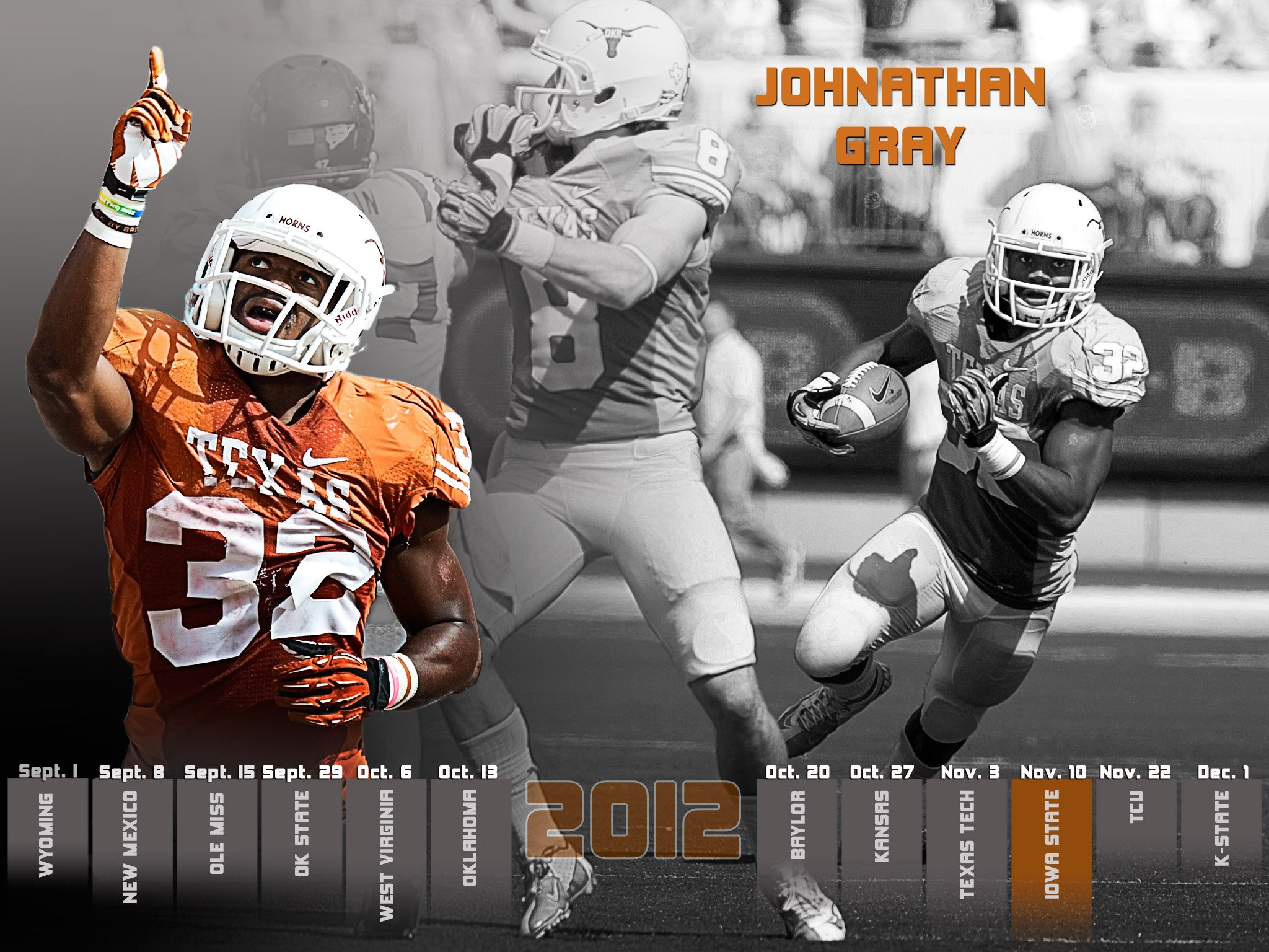 Texas Longhorn Football Wallpapers