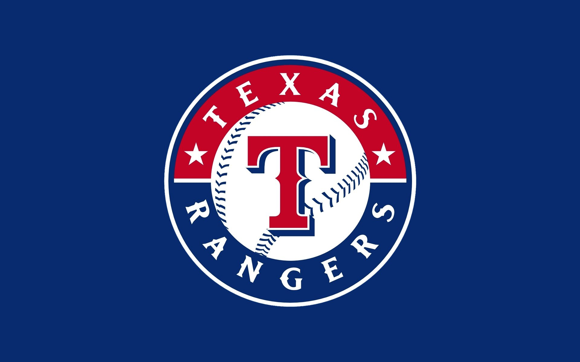 Texas Rangers Logo Wallpaper Free