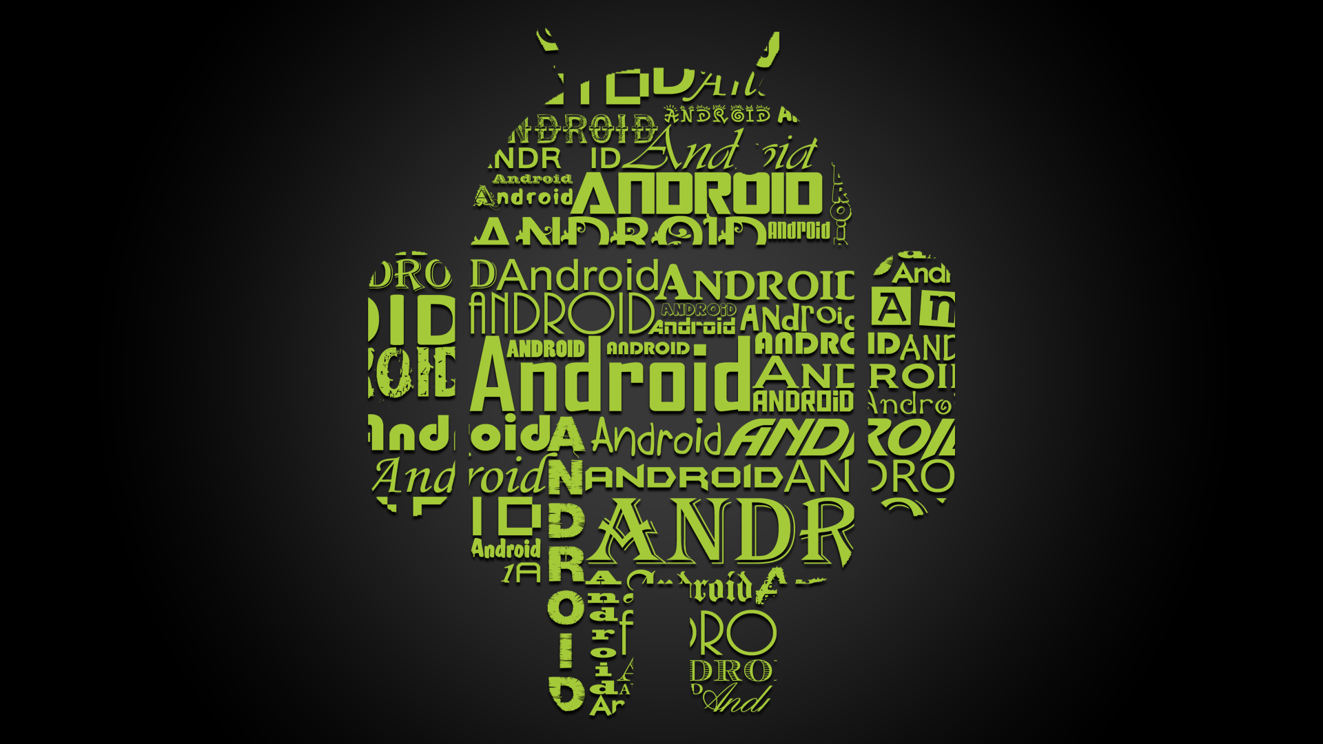 Text Wallpaper Android