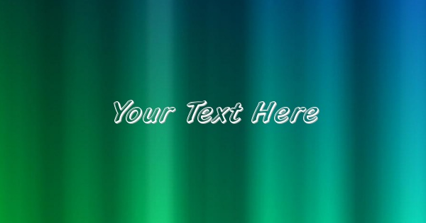 Text Wallpaper Maker