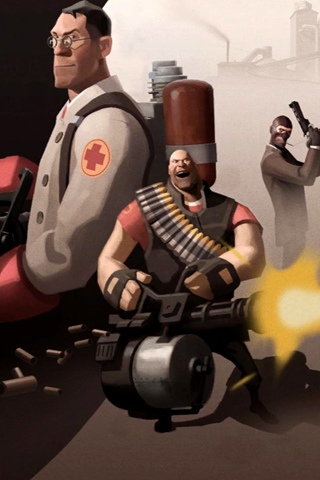 Tf2 Iphone Wallpaper