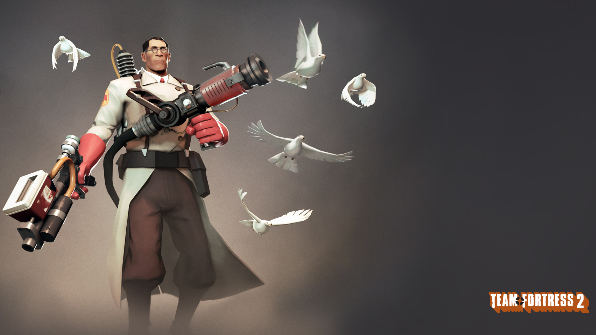 Tf2 Medic Wallpaper