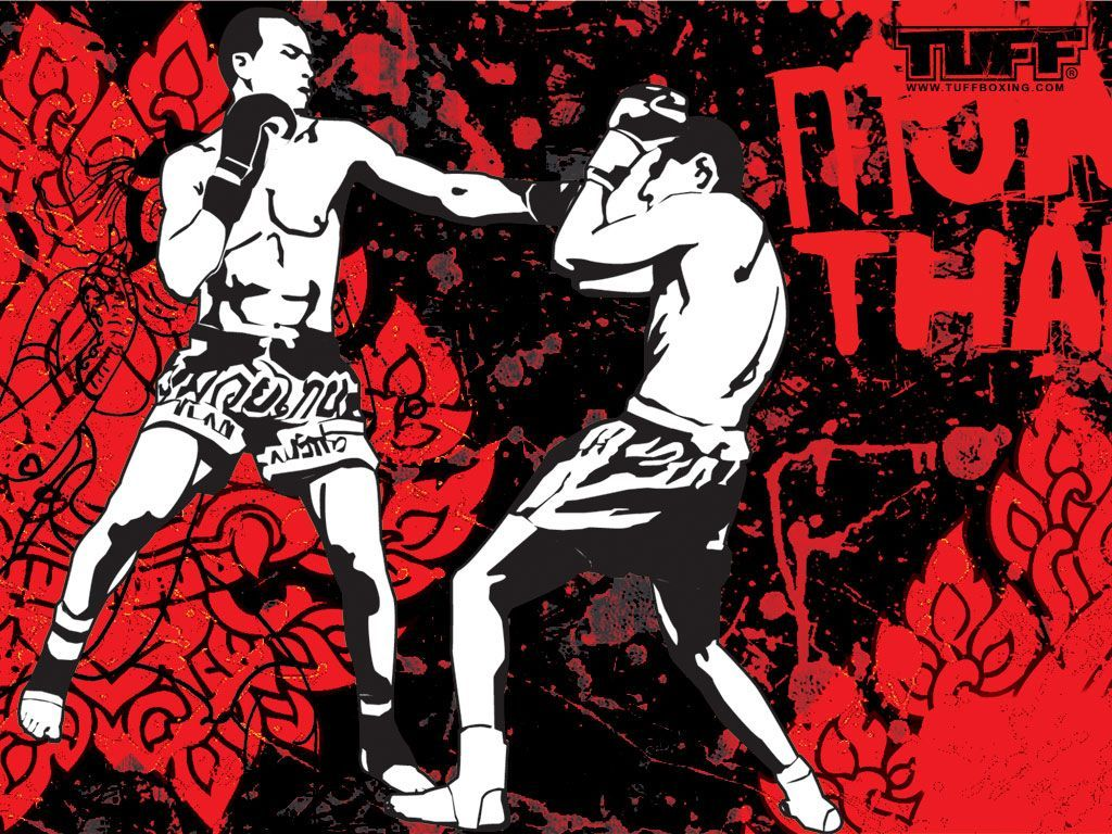 Thai Boxing Wallpaper