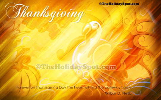 Thanksgiving Day Wallpapers