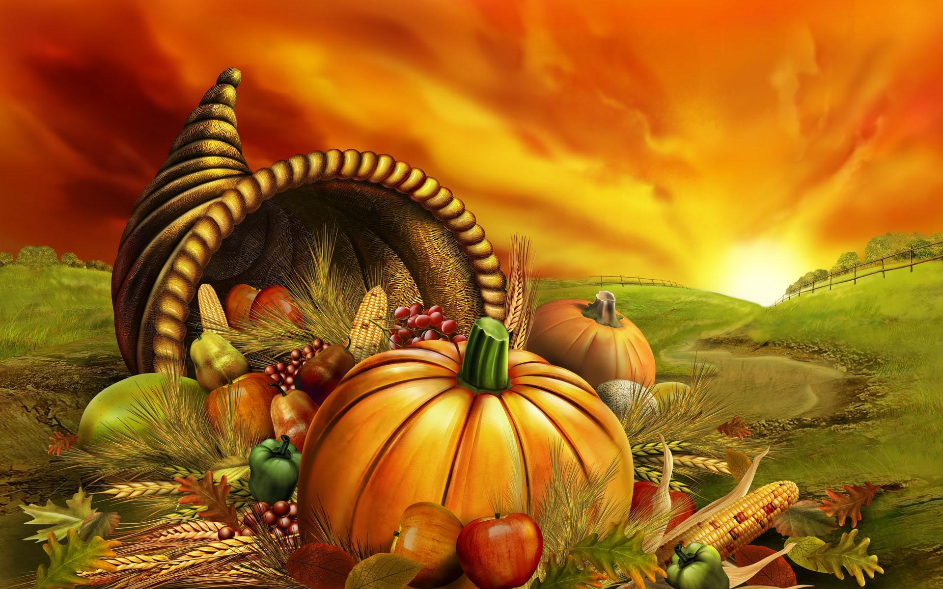 Thanksgiving HD Wallpaper