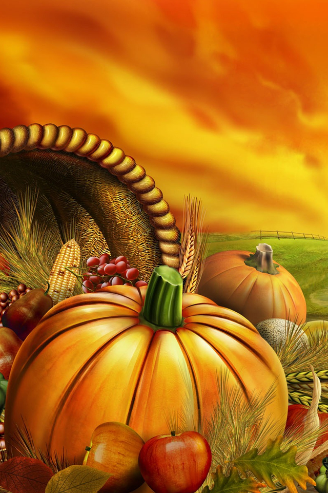 Thanksgiving Iphone Wallpapers