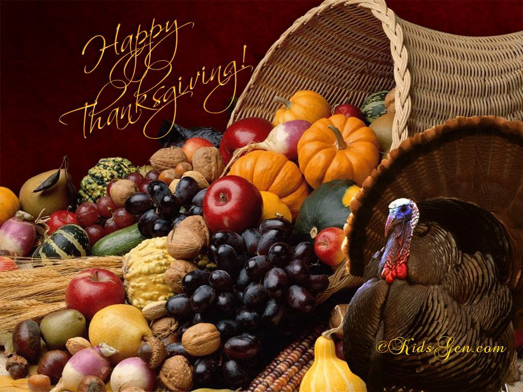 Thanksgiving Wallpaper HD