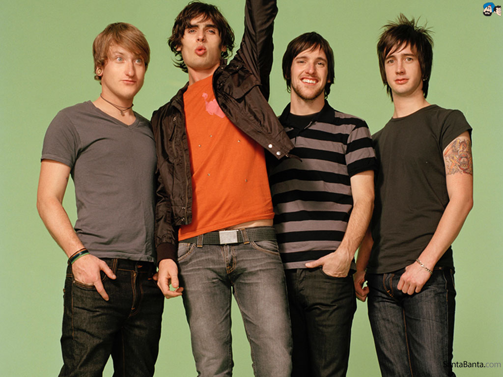 The All American Rejects Wallpaper