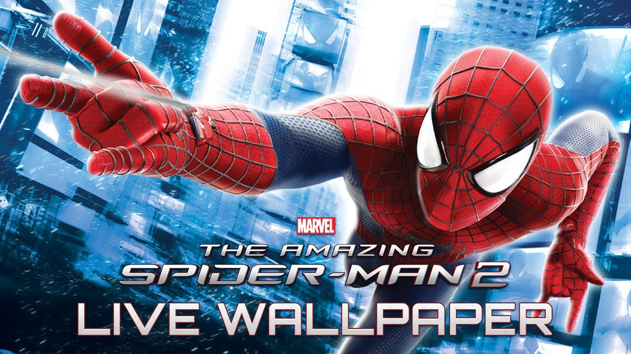The Amazing Spider Man 2 Live Wallpaper
