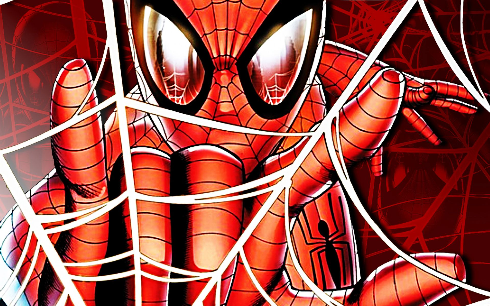 The Amazing Spider Man Comic Wallpaper