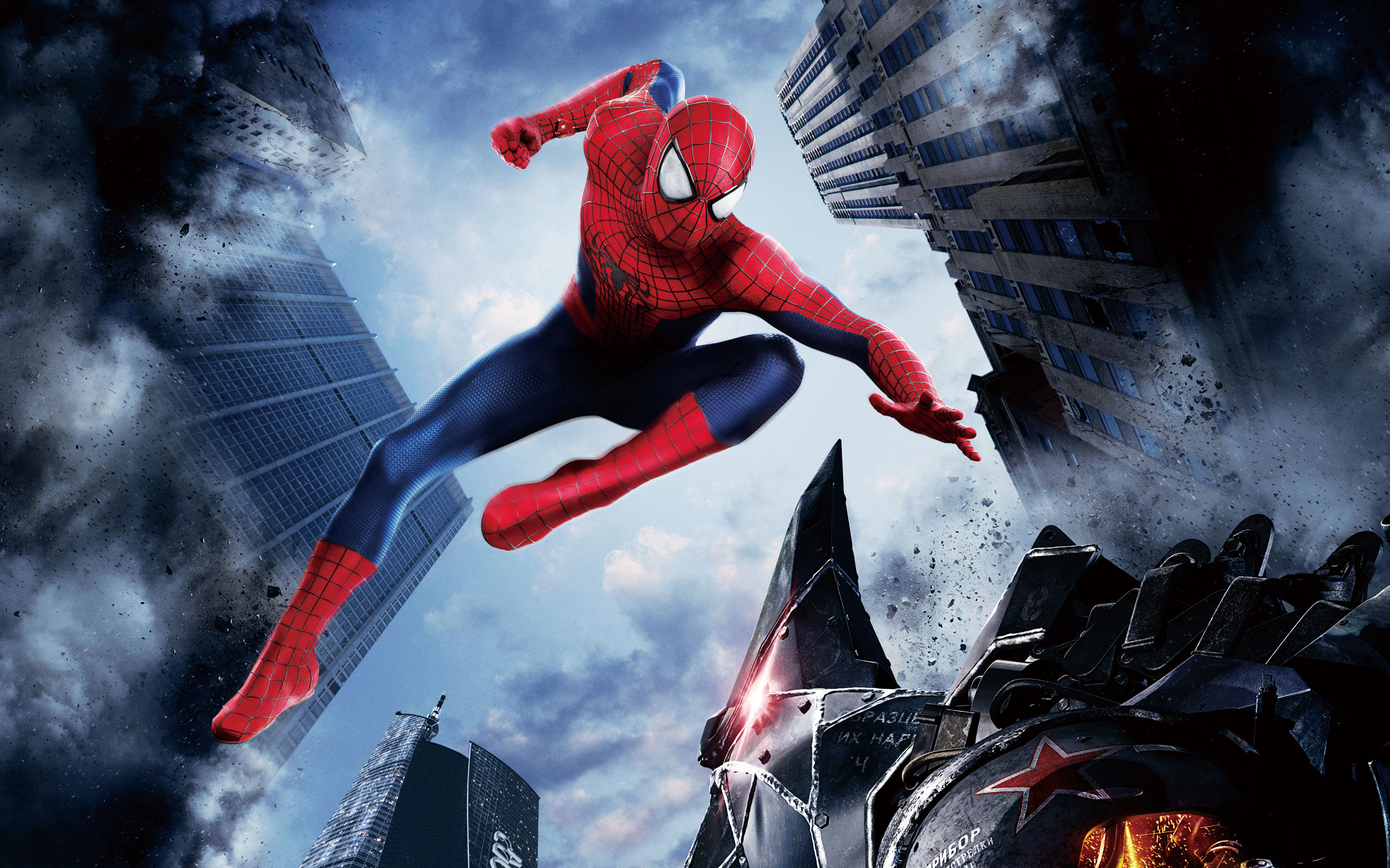 The Amazing Spider Man Wallpaper Download