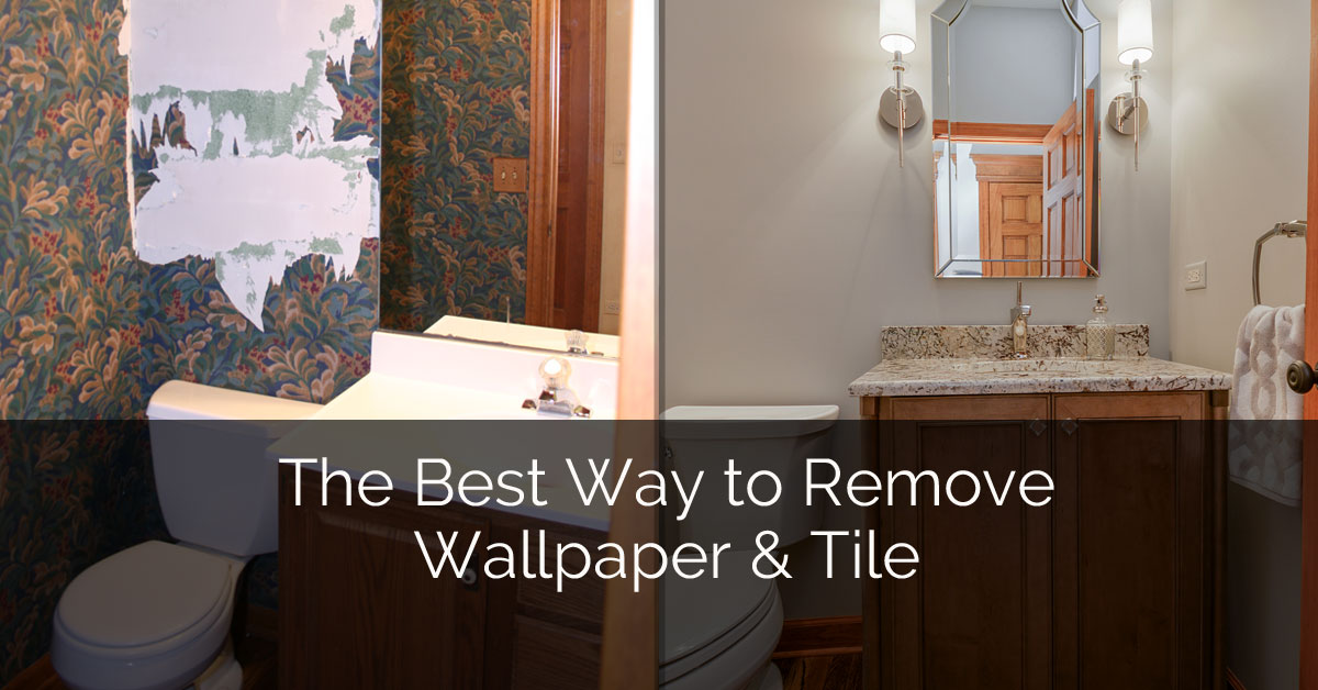 The Best Way To Remove Wallpaper