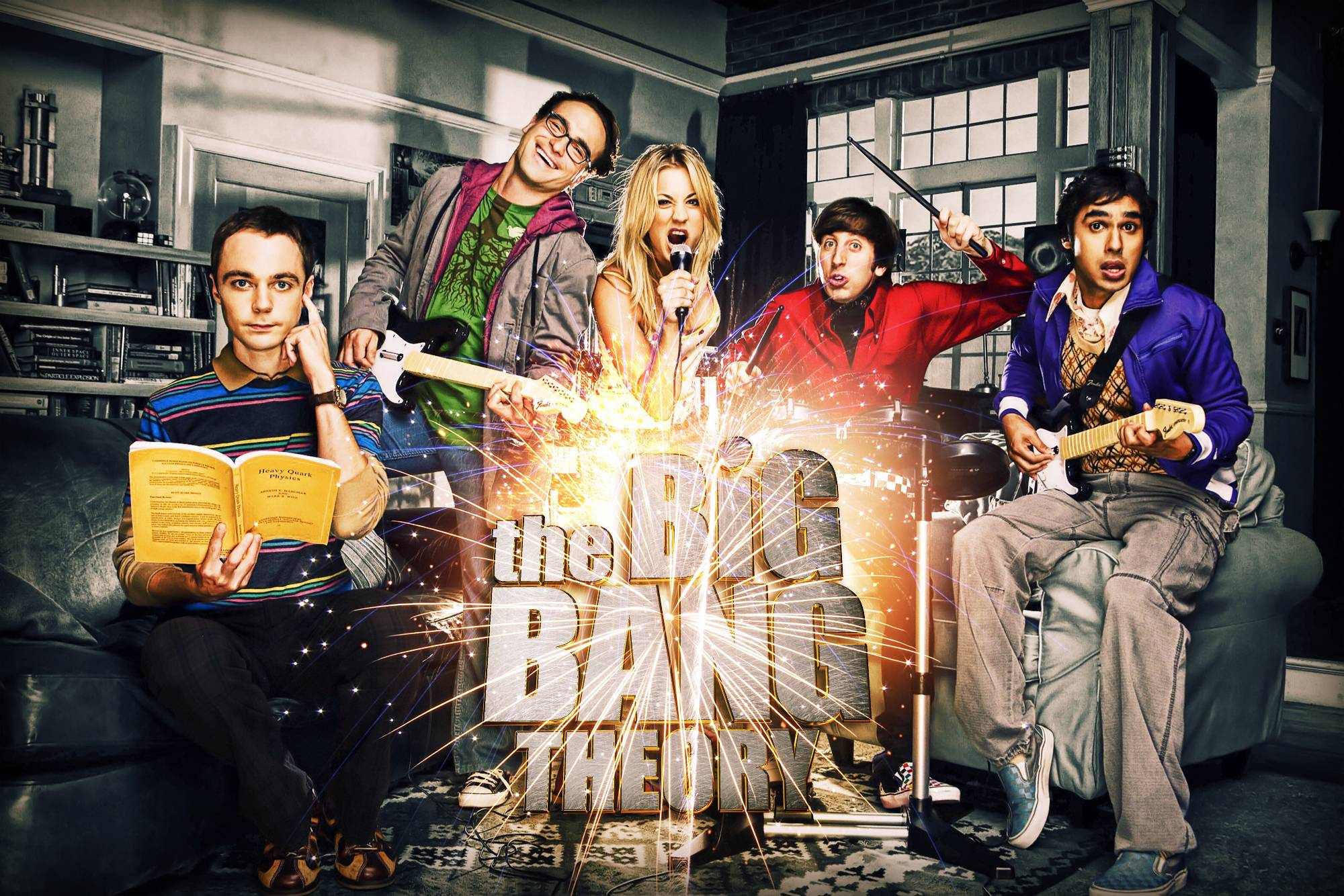 The Big Bang Theory Wallpaper Widescreen