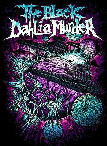Download The Black Dahlia Murder Wallpaper Gallery