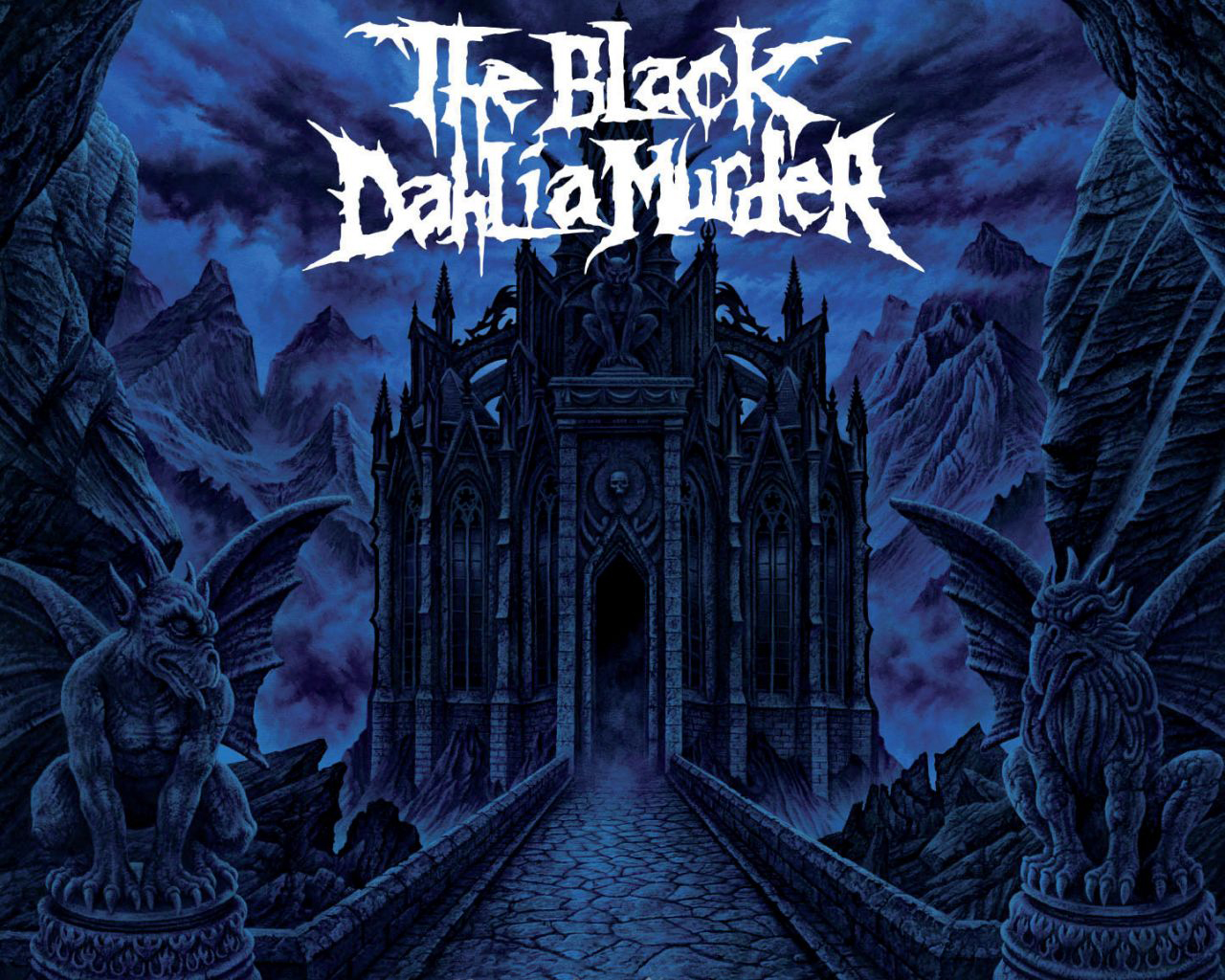 The Black Dahlia Murder Wallpaper