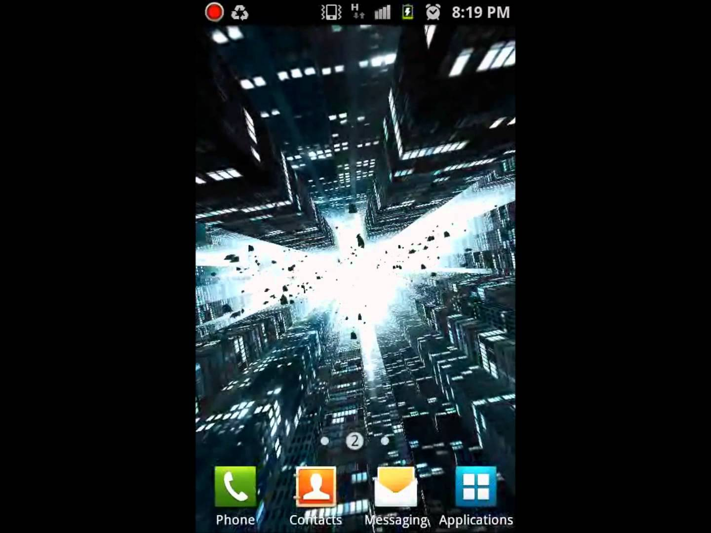 Android Games Room The Dark Knight Rises