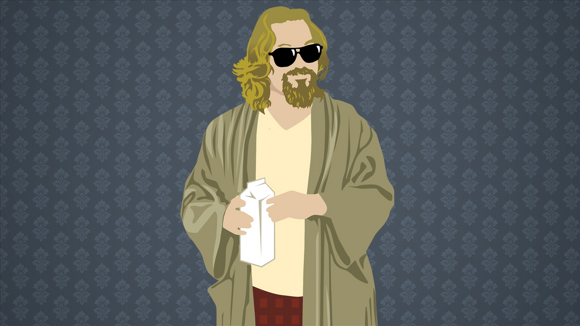 The Dude Wallpaper