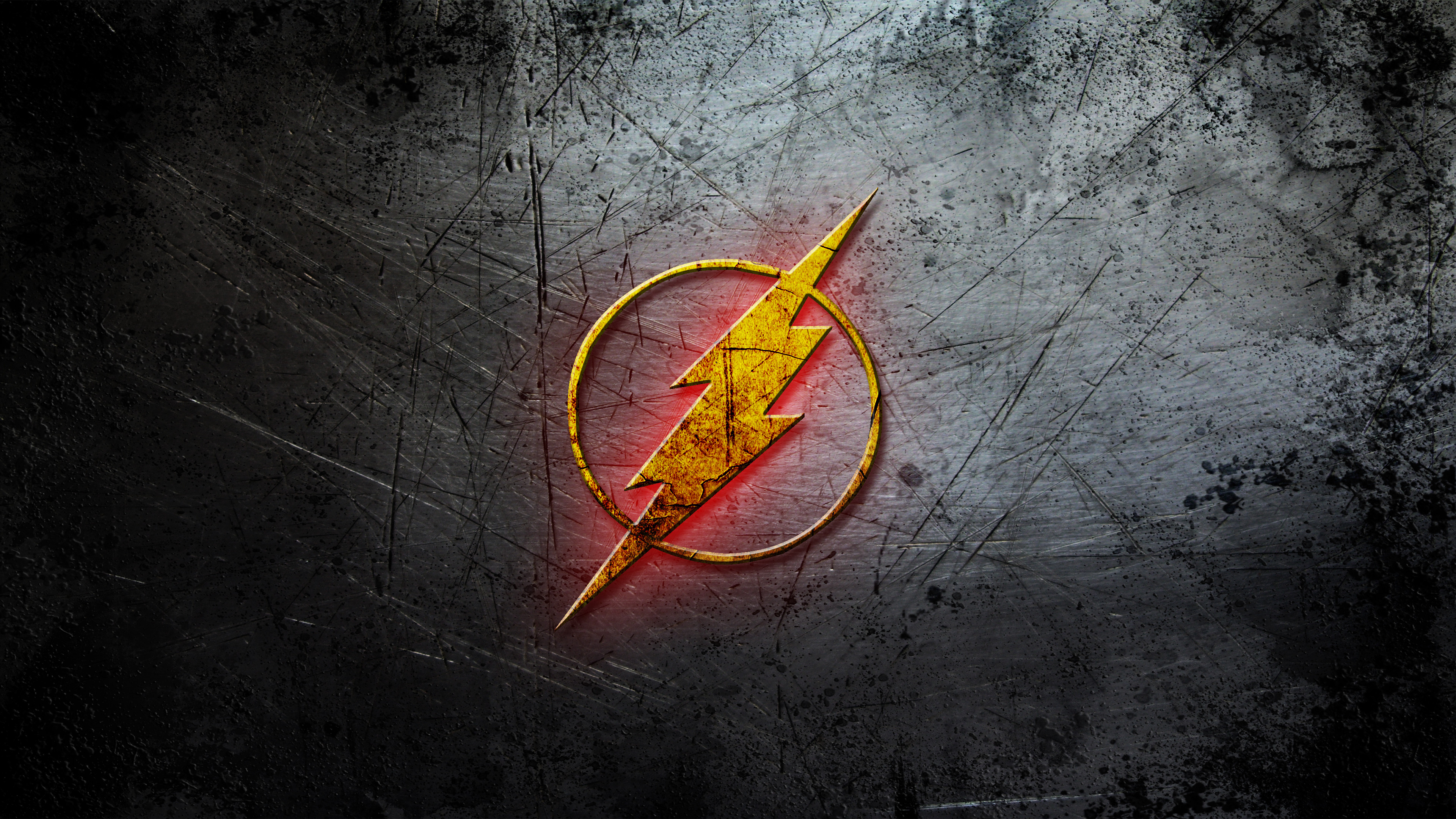 The Flash Desktop Wallpaper