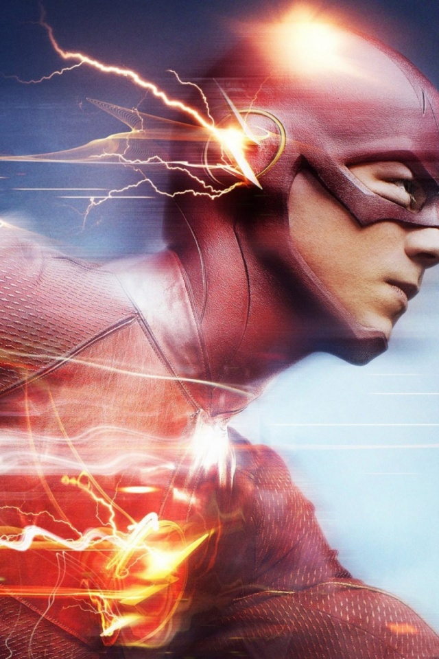 The Flash Mobile Wallpaper