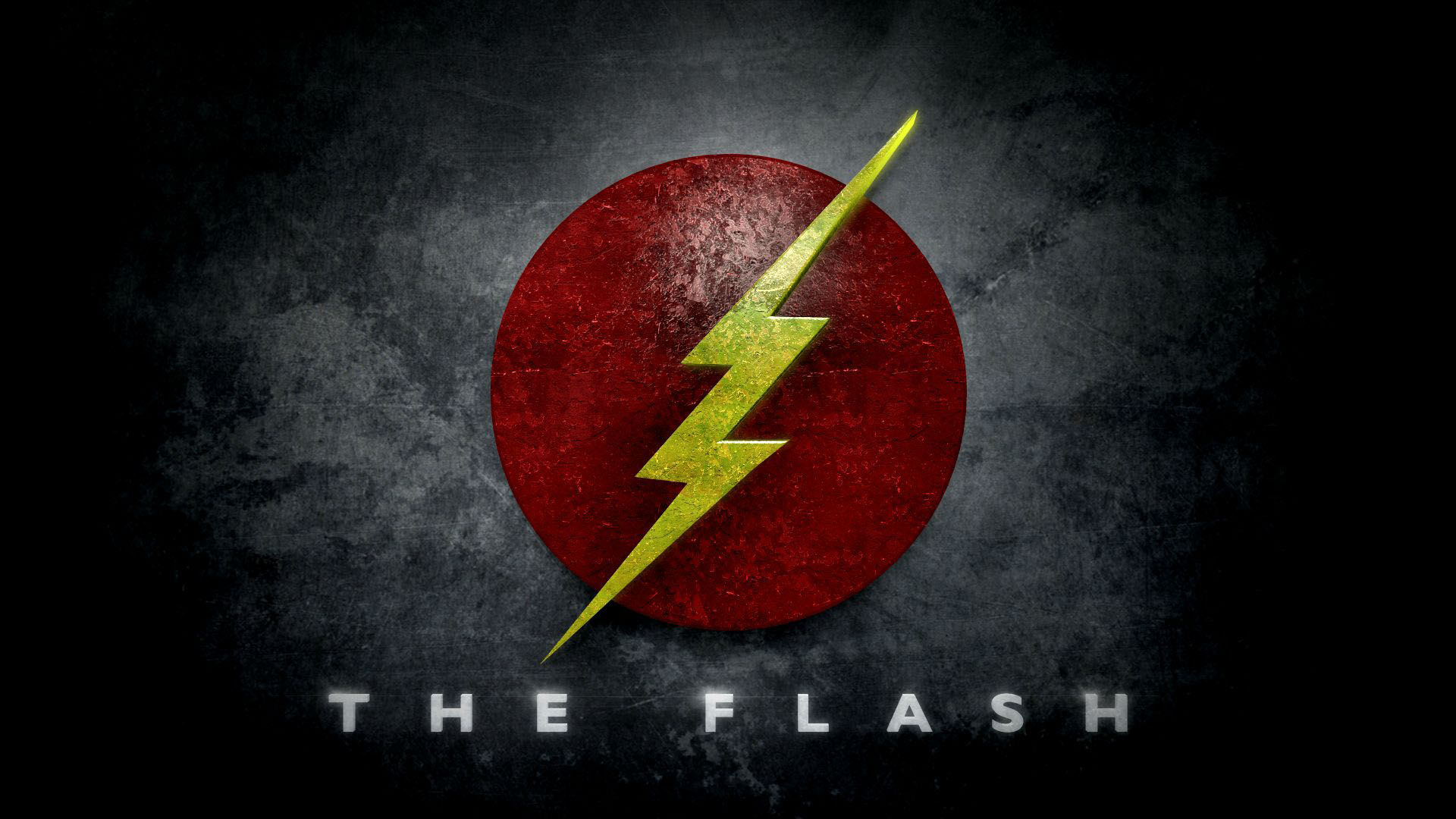 The Flash Symbol Wallpaper