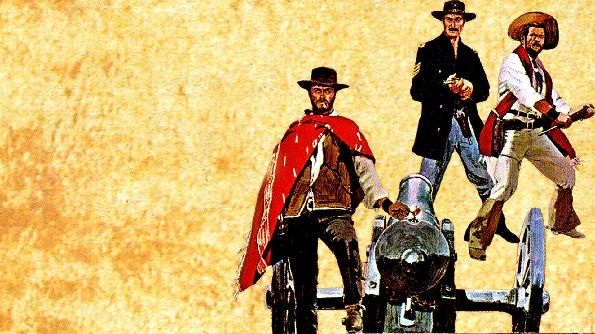 The Good The Bad And The Ugly Wallpaper