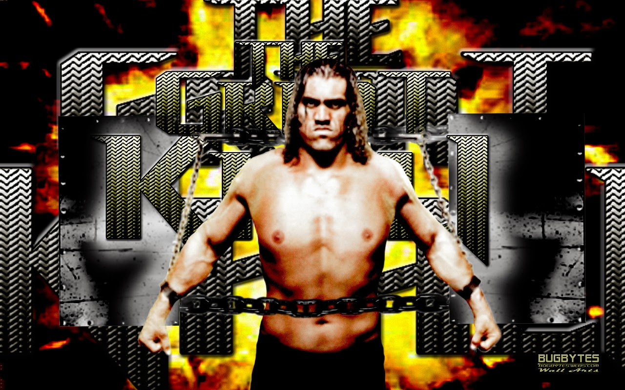 The Great Khali Wallpaper