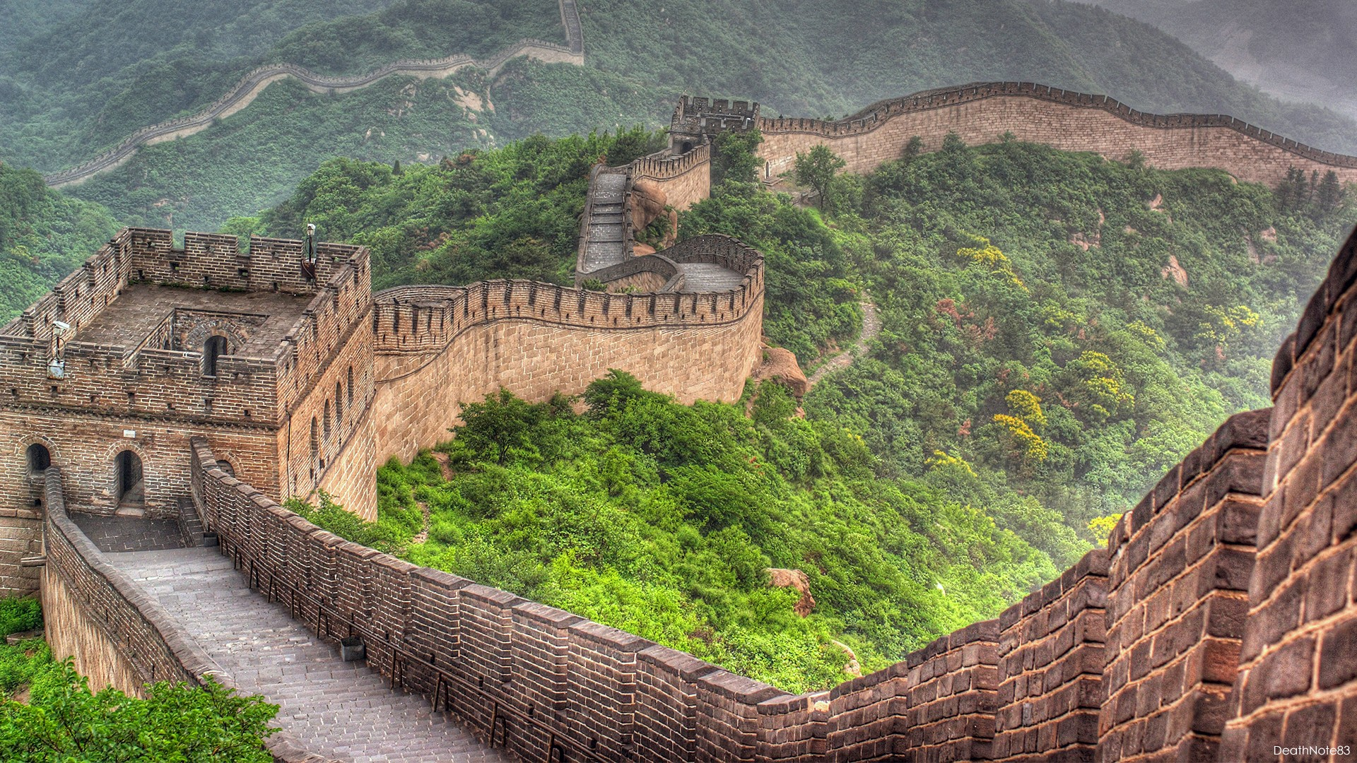 The Great Wall Wallpaper