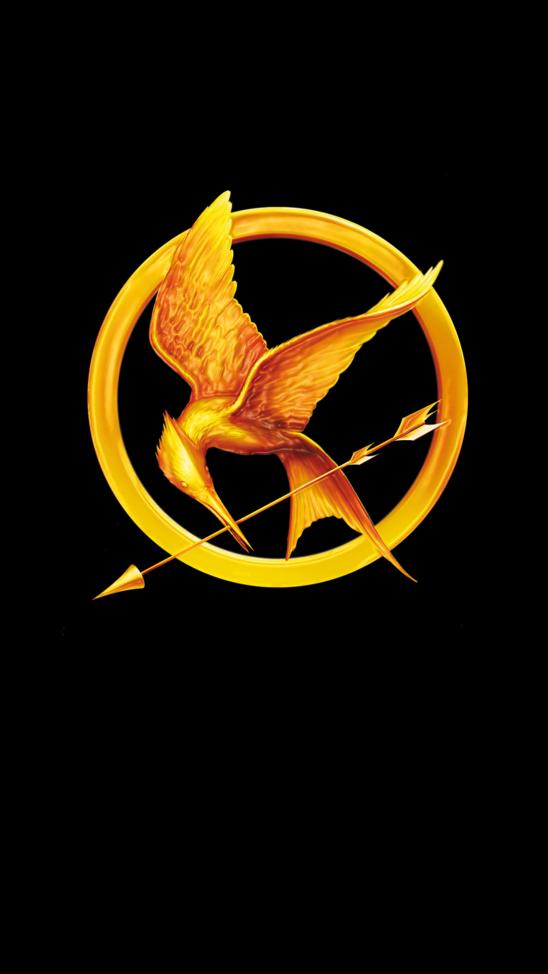 The Hunger Games Phone Wallpaper