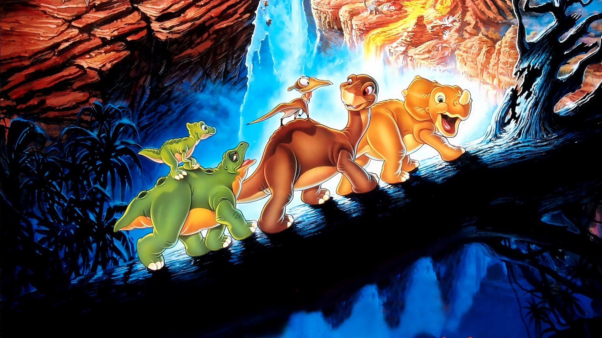 The Land Before Time Wallpaper