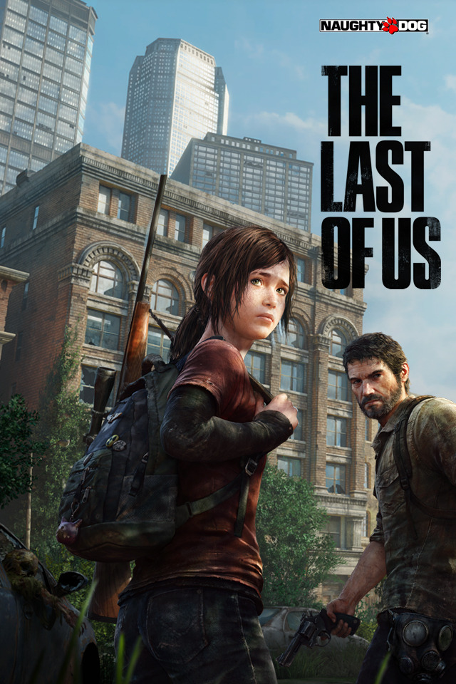 The Last Of Us Iphone Wallpaper