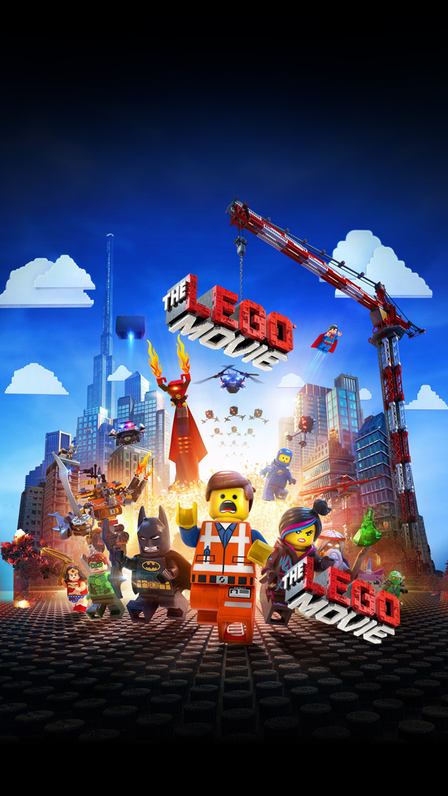 Download The Lego Movie Wallpaper Gallery