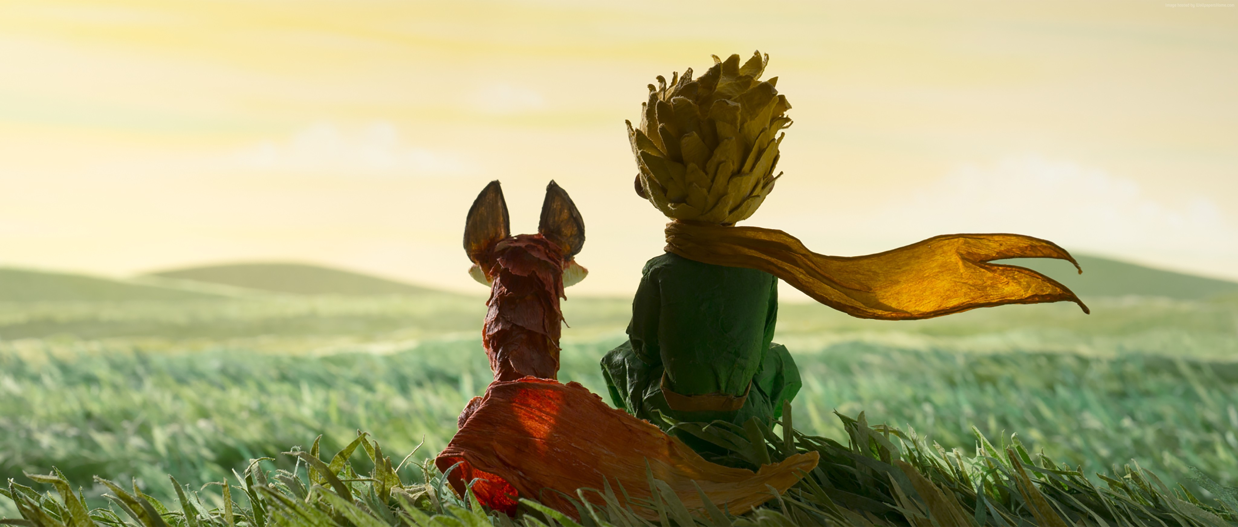 The Little Prince Wallpaper