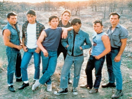 The Outsiders Wallpaper