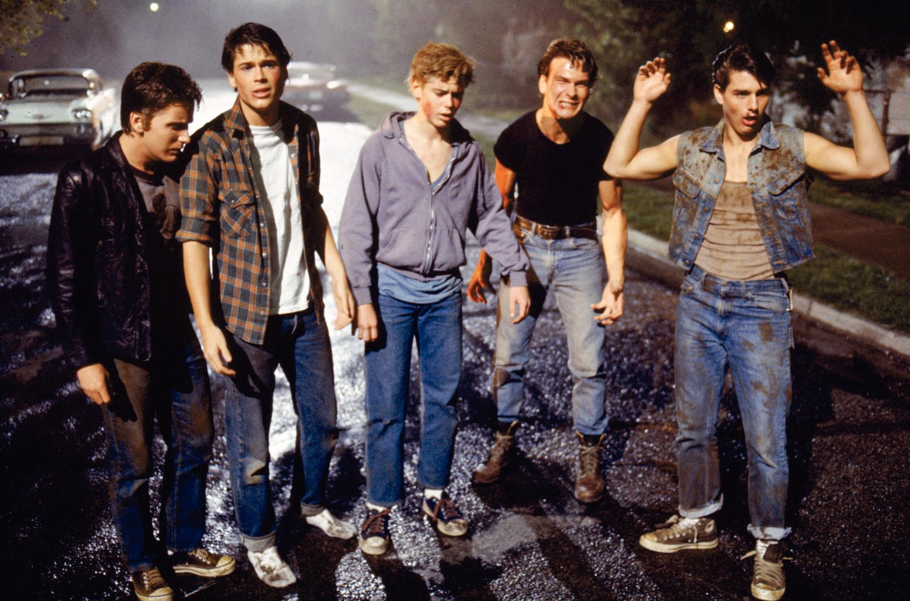 the three life lessons learned by ponyboy in the outsiders a novel by s e hinton