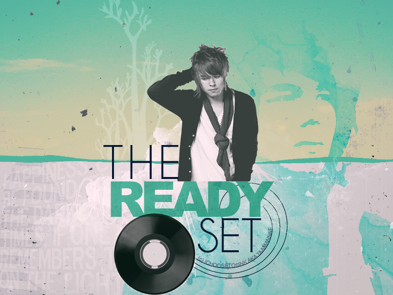 The Ready Set Wallpaper