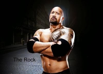 The Rock HD Wallpaper Download